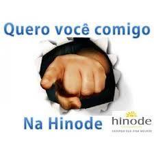 Venha para a melhor equipe HINODE,  mais que equipe uma família....faça parte você também e sinta o quão bom e os benefícios que a HINODE pode te propor. hinodeonline.net/02493682