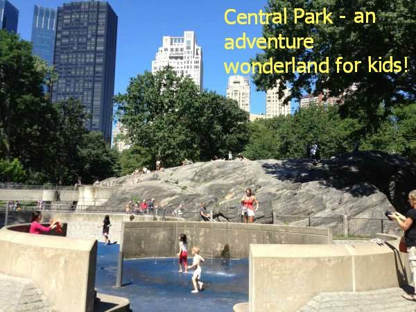 Fun things to when you travel | Fun Things For Kids To Do In Central Park, New York - rtw Travel Guide ...
