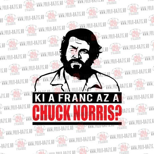 Ki ne ismerte volna Bud Spencert, és az ő komikus verekedéseit? Legyen Önnek is ilyen mintájú pólója!  http://www.polo-bazis.hu/egyedi-film-grafikak