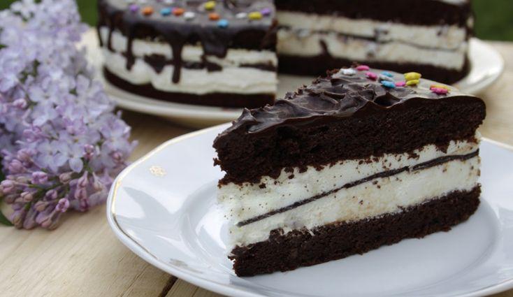 Kinder pingui torta receptje – Ez a süti is istenien néz ki és jól hangzik. :-)