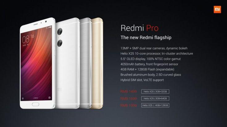 Xiaomi Redmi Pro | SyamStyles