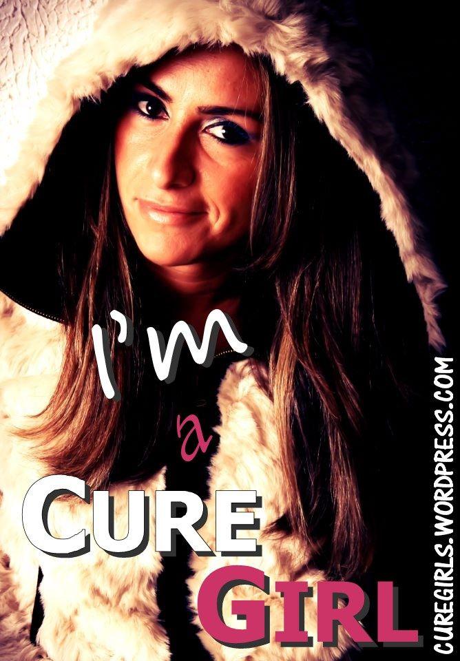 SABRINA I'M A CURE GIRL
