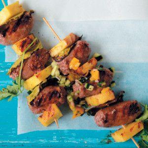 Boerewors Kebabs #Starter #Recipe #Kebabs #SouthAfrica