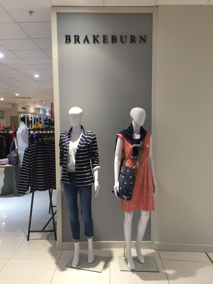 Wonderful mannequin image from Breakburn at House of Fraser Cardiff - Thanks for sharing