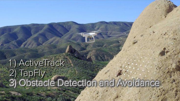 Movidius and DJI Bring Vision-Based Autonomy to Phantom 4 - http://dronewithcamera.store/movidius-and-dji-bring-vision-based-autonomy-to-phantom-4/