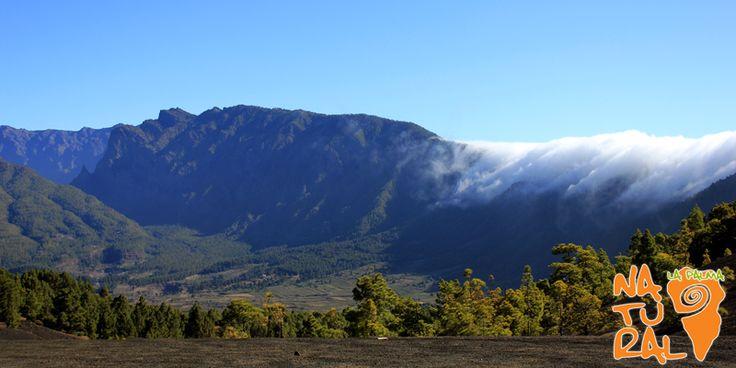 La Palma Bajada de las nubes - 10 motivi per visitare l'Isola de La Palma, Canarie © 2016 La Palma Natural - Isola de La Palma