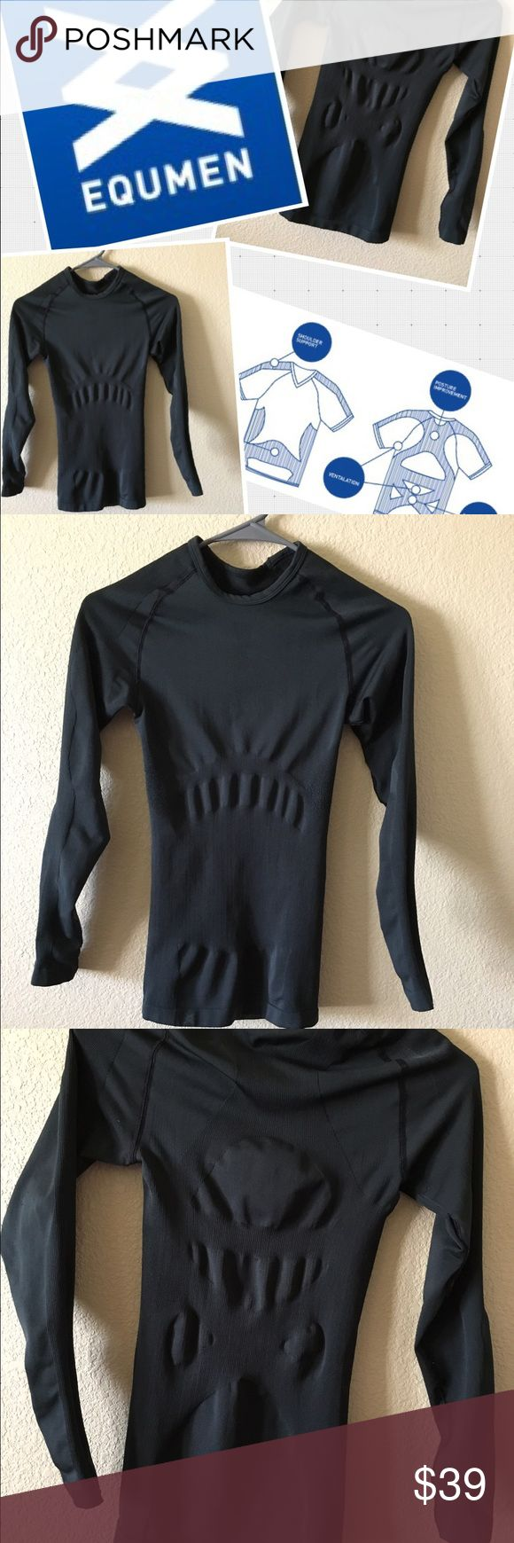 Equmen Core Precision long sleeve undershirt sz L Equmen Core Precision black long sleeve undershirt. EUC. Retail New for $99 Amazon. Get it here for $39! Equmen Shirts Tees - Long Sleeve