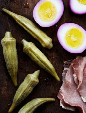 Pickled Okra | Food Ideas | Pinterest