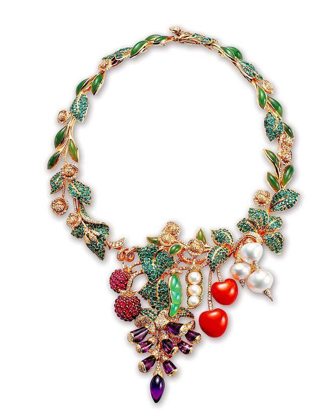 Dior Jewelry 2014 | FashionDesignerCollection