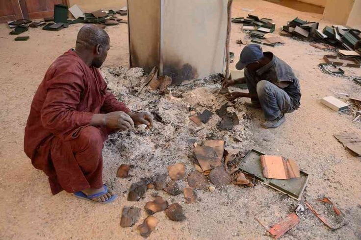 Ancient Manuscripts In Timbuktu Reduced To Ashes. Ancient books and texts at a famed library were torched by Islamic radicals before they fled