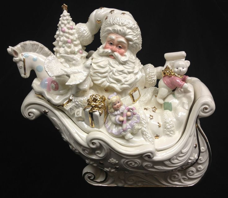 Mccoys Christmas Trees: 128 Best Images About Cookie Jars On Pinterest