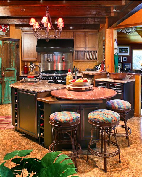 Amazing Rustic Kitchen Island Diy Ideas 26: 19 Best My Mexican Kitchen Images On Pinterest