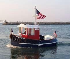 Mini Tugboat