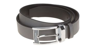Belt Textured Genuine Leather Brand Name Engraving with 40% Discount