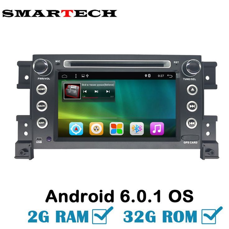 ==> [Free Shipping] Buy Best 2GRAM 32GROM Android 2Din Car RDS Radio DVD For Suzuki Grand Vitara 2007-2011 Stereo GPS Navigation Car USB Audio Video Player Online with LOWEST Price | 32813500128