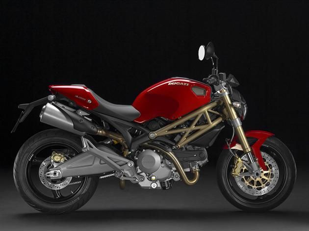 Ducati Monster Motorcycle - 20th Anniversary Edition
