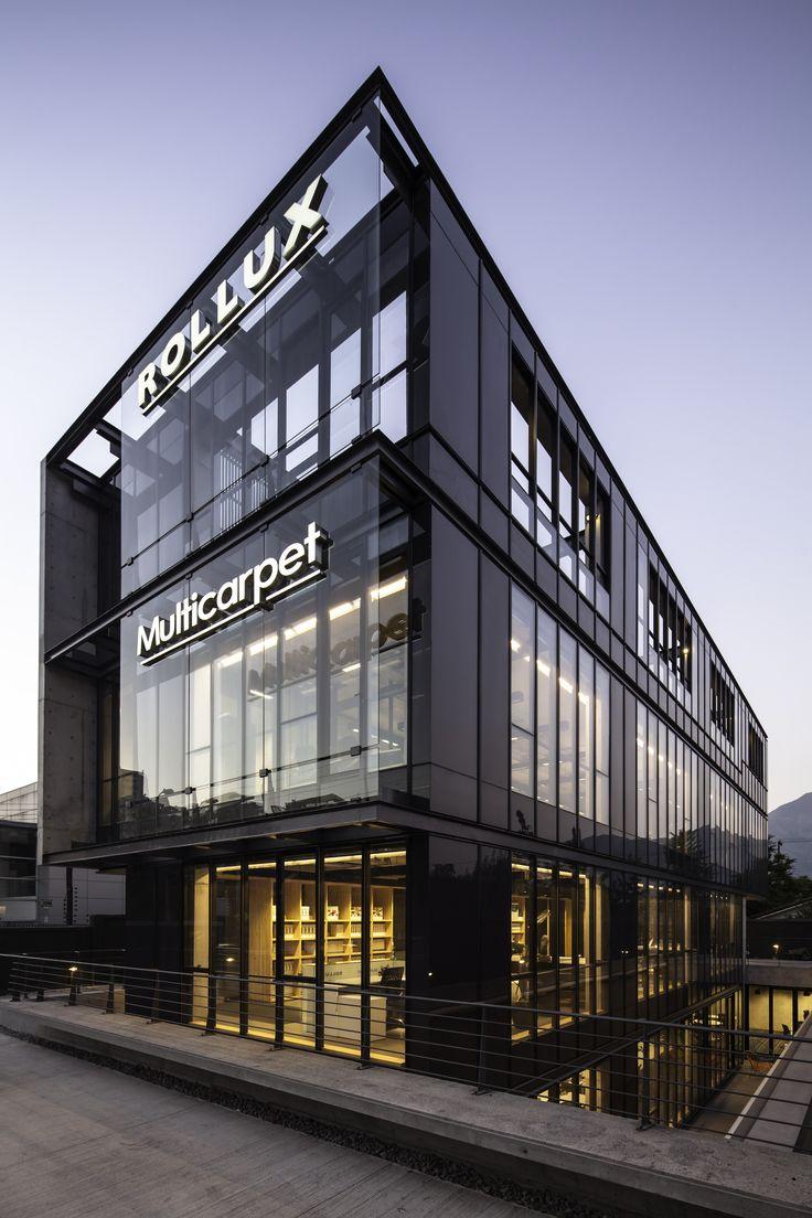 Gallery - Multicarpet Rollux Showroom / +arquitectos - 1
