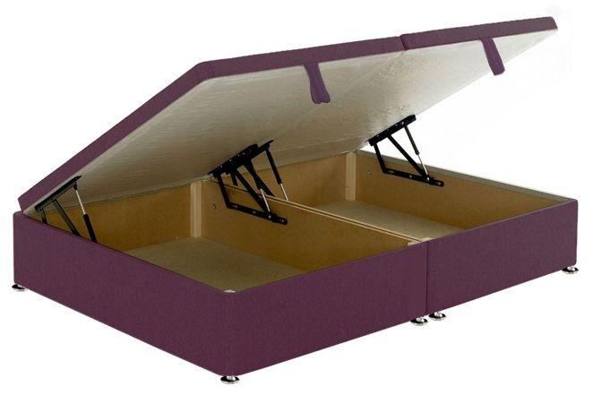 BBS Henley Ottoman Divan Base - British Bed Stores