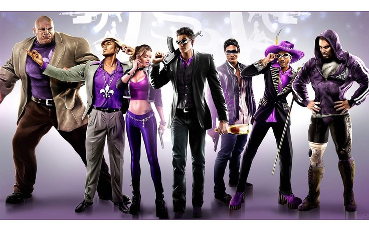 saints row 3 - family brief