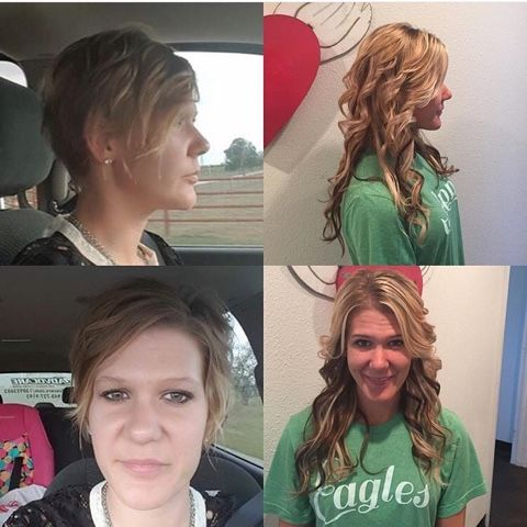 8 best dreadlock removal by g spot hair design images on pinterest lucky locks hair extensions tape ins at lucky locks beauty bar pmusecretfo Choice Image