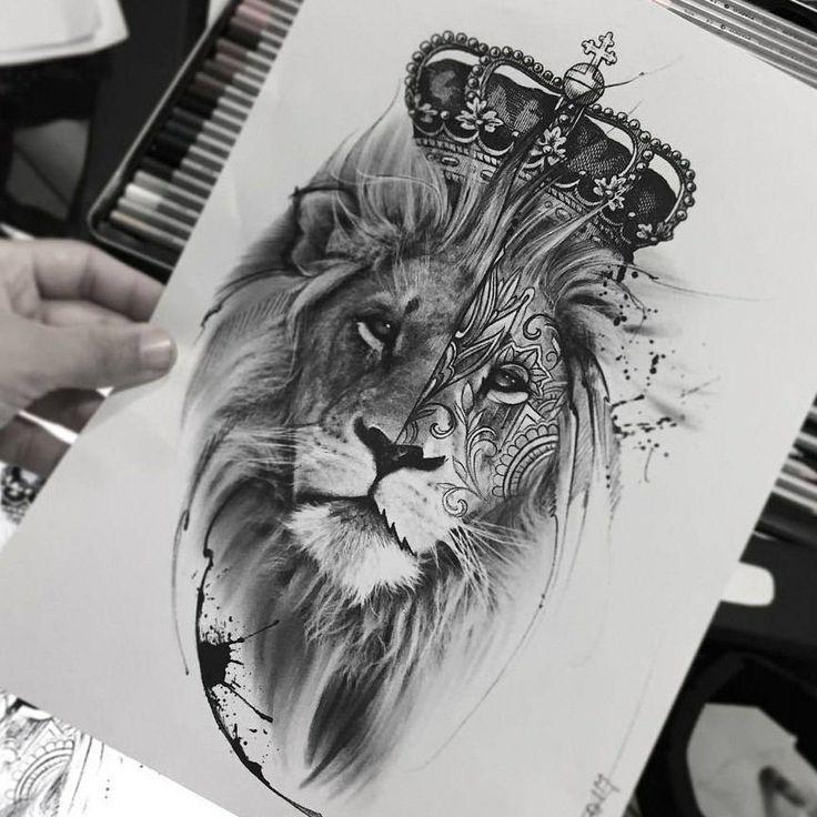 Tatuagens q eu quero #crown_tattoo_thigh