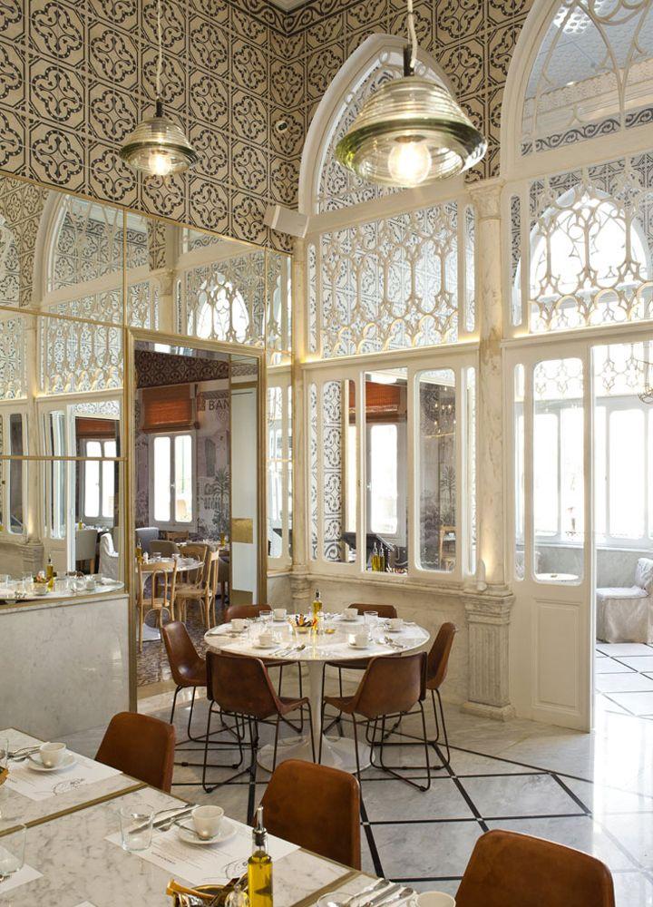 Liza Restaurant . Beirut . Lebanon