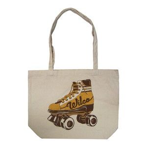 Rollerskate Tote Bag now featured on Fab.