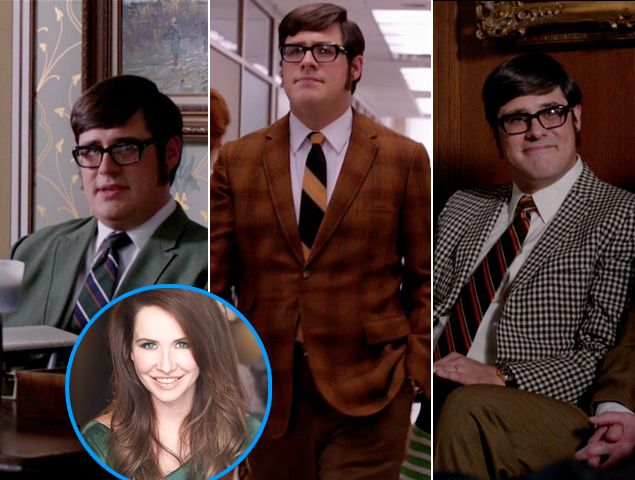 Mad Props: Mad Men Costume Designer Janie Bryant on Harry Crane's Season 6 Costumes