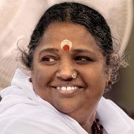 """The universe is like a vast net; if one corner is shaken, the vibration pervades the whole. "" Mata Amritanandamayi Devi  - New York Times Article on Amma, November 2013"