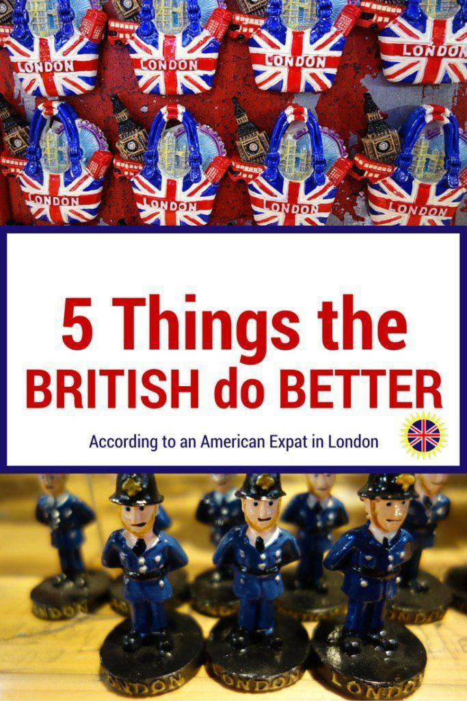 UK vs USA – 5 Things the British Do Better | Expat Life | Uk