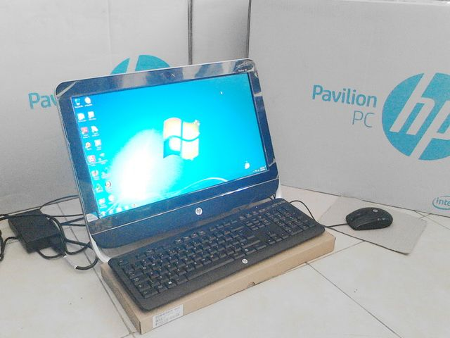 All In One HP Pavilion Core i3