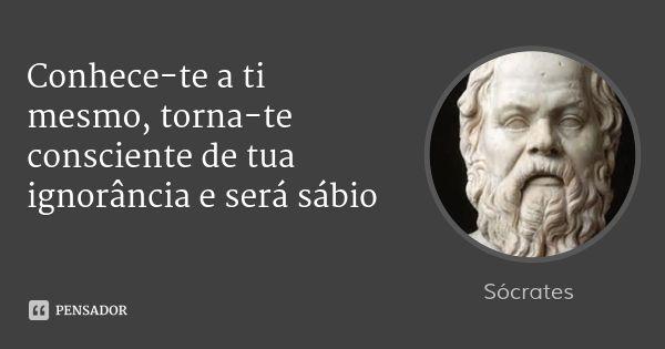 So Sei Que Nada Sei Frase De Socrates: 8 Melhores Imagens De Pensamentos/filosofia/ Poesia No