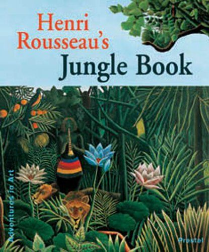 On back, Henri rousseau and Tropical on Pinterest