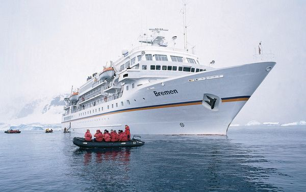 Hapag-Lloyd Cruises, MS Bremen. A rather luxurious way to enjoy an expedition #cruise!