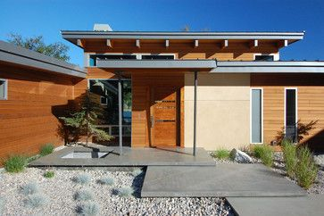 River House - contemporary - exterior - seattle - McClellan Architects