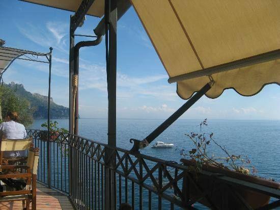 Ristorante L'Antica Cartiera - Ravello (Costa D'Amalfi) - Italy #ravello