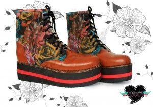 Little Liars Boots (8 Eyelet) 425K
