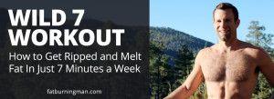 Abel James' Wild 7 Workout Video | Fat-Burning Man