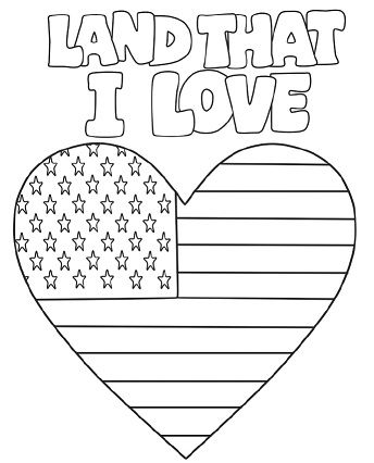 check out our patriotic symbols worksheets for independence day this is a fun coloring page that kids will enjoy - Veterans Day Coloring Pages