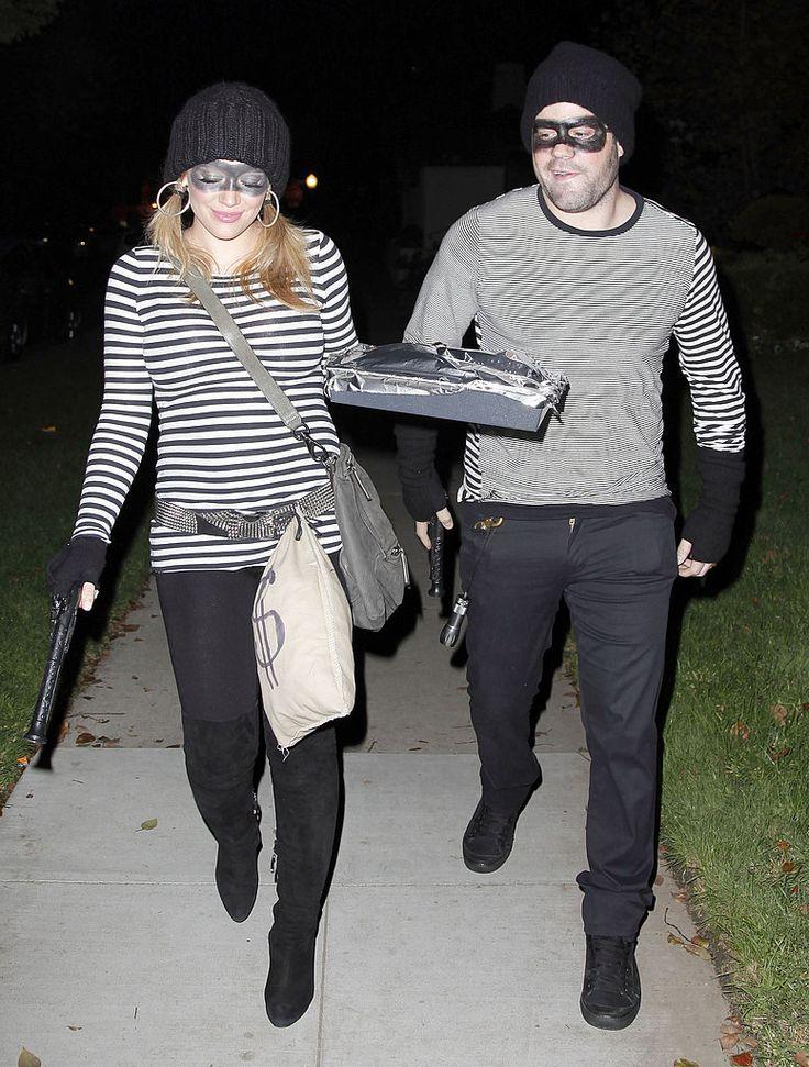 Burglar Costume!!