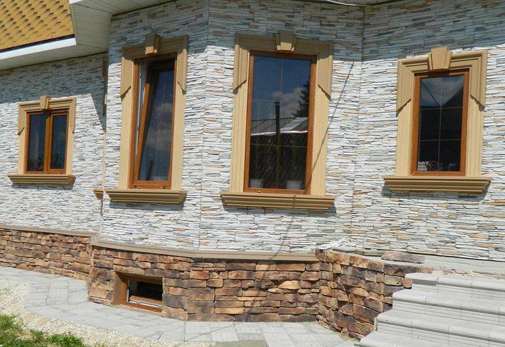Внешняя отделка Внешняя отделка дома имеет защитную и декоративную функции. Готовому строению необходимо не только придать вид, соответствующий его назначению, условиям эксплуатации и предпочтениям заказчика, но и сделать фасад устойчивым к перепадам температур, воздействию влаги, образования грибков и плесени. Фасад должен сохранять теплоизоляционные свойства. Опытные специалисты нашей компании помогут выбрать из множества отделочных материалов наиболее подходящий для вашего дома по…