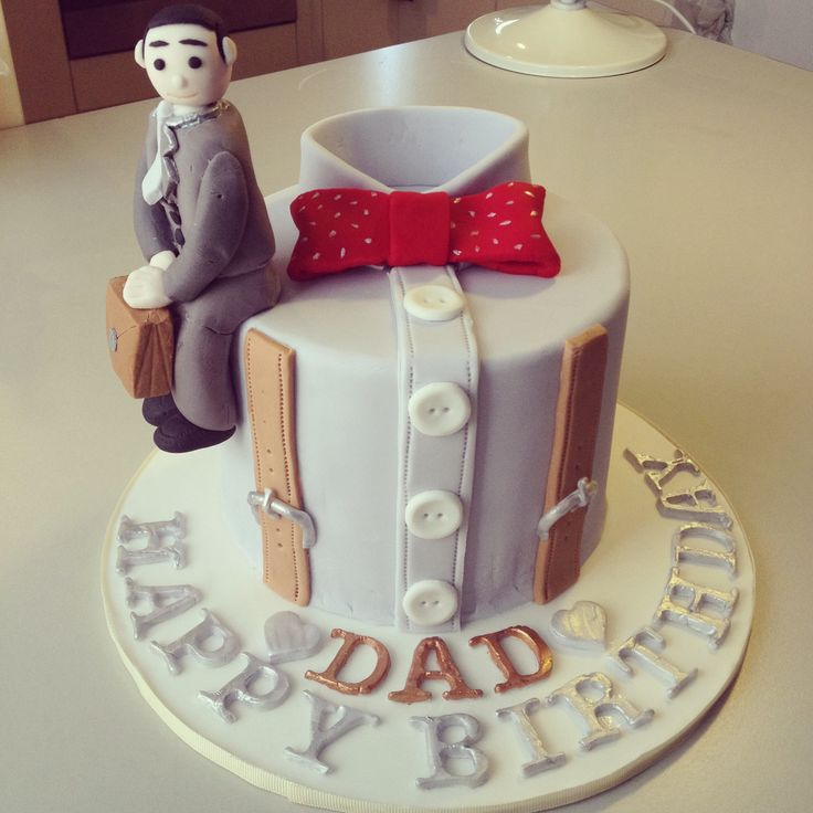 birthday cake for dad
