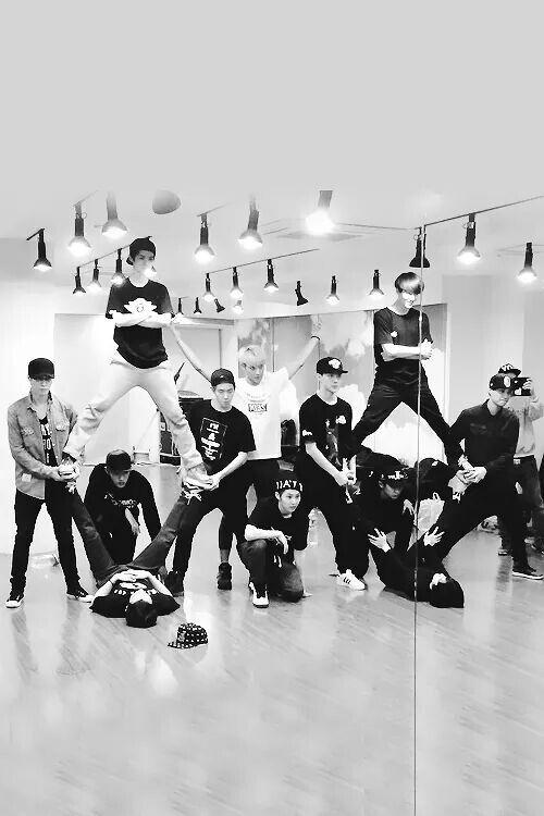 EXO Diamond #Overdose ♡