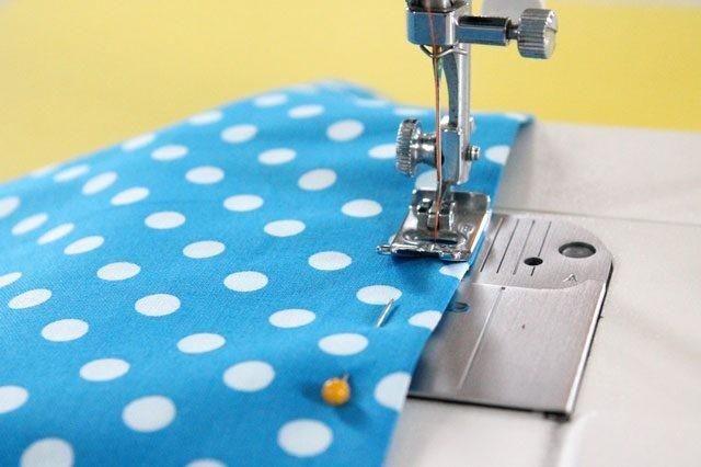 Leren naaien: basis naaimachine steken - wikisailor.com