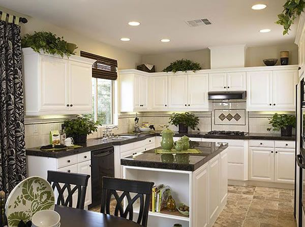 artificial plants for kitchen cabinets above cabinets add a few artificial plants plus the 10765