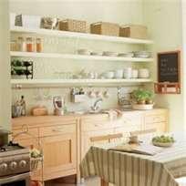open shelves: Kitchens Shelves, Kitchens Design, Floating Shelves, Open Shelves, Kitchens Ideas, Open Kitchens, Kitchens Cabinets, Open Shelving, Kitchens Storage