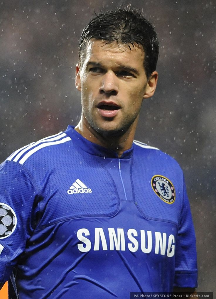 Michael Ballack one of the best!!