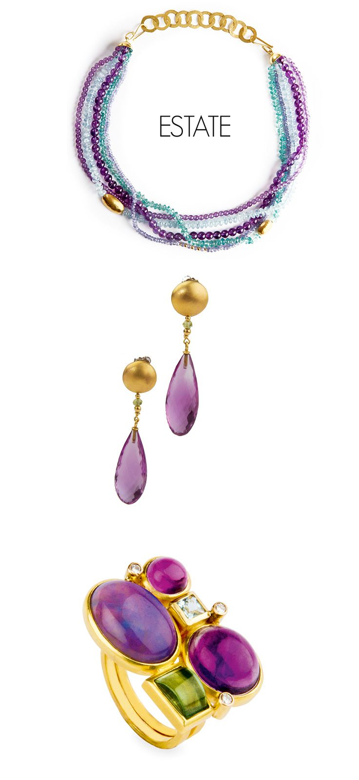 Estate - Summer #Parure #Estate #Summer #Jewellery #Gioielli #Italy