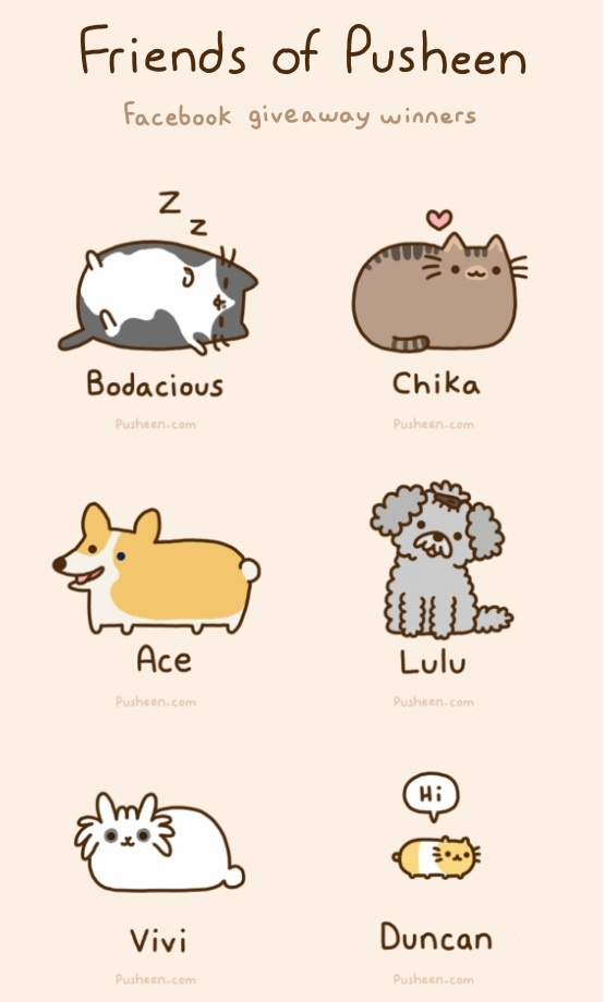 156 best images about Pusheen The Cat on Pinterest | Pusheen shirt ...
