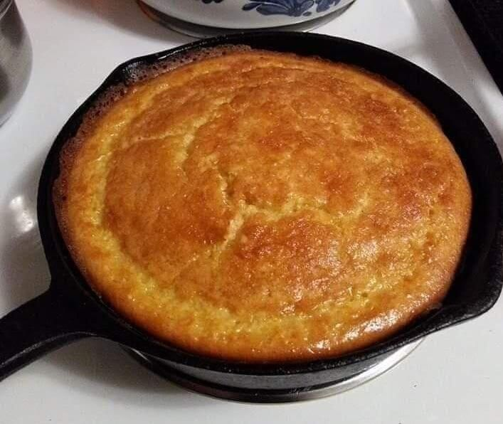 Grandmother S Buttermilk Cornbread Terriguess Recipes In 2020 Buttermilk Cornbread Recipes Corn Bread Recipe